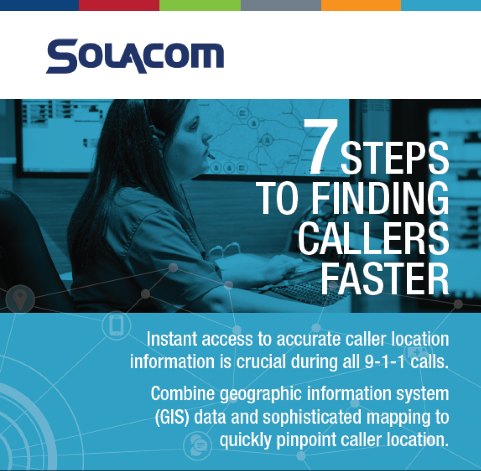 7 Steps to Finding Callers Faster Infographic Thumbnail