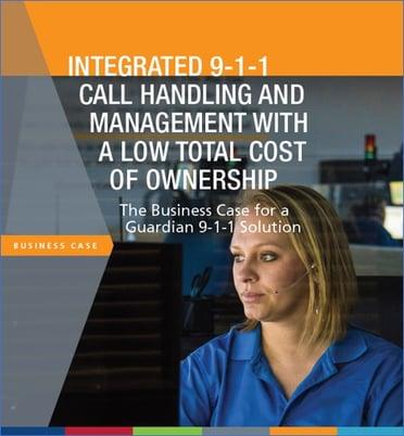 Guardian 9-1-1 Solution Business Case. Thumbnail