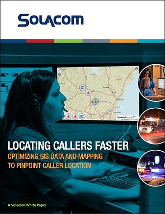 Locating Callers Faster GIS White Paper