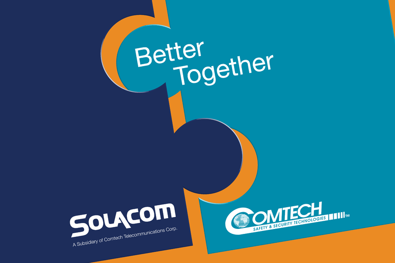 Solacom and Comtech — Better Together