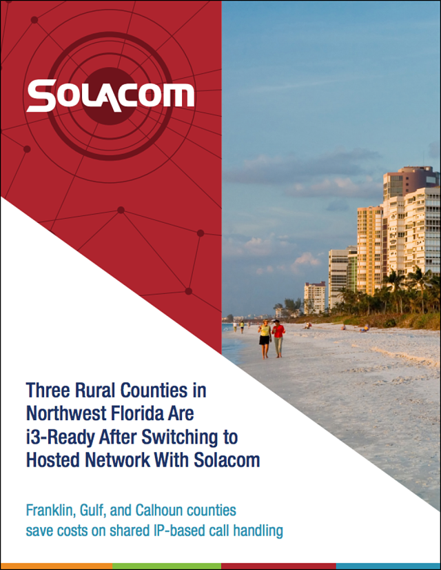 Three Rural Counties in Northwest Florida are i3-Ready case study cover page